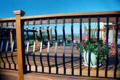 Wrought Iron Balusters | Durable, Ductile, More Available - deck balusters