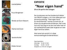 EXPOSITIE  29 en 30 april   11.00-17.00