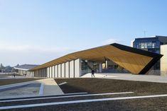 Gallery of Under One Roof / Kengo Kuma & Associates - 22