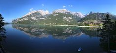 #Molveno #Alpy #Włochy #Góry Wejdź na: www.okrazycswiat.pl