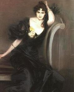 Giovanni Boldini - Lady Colin Campbell 1897
