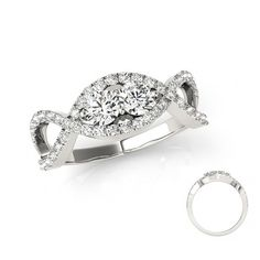 Family owned since Levy's Fine Jewelry has a wide selection of vintage, antique and one-of-a-kind modern jewelry and engagement rings. Modern Jewelry, Fine Jewelry, Classic Engagement Rings, Stone Rings, Or Rose, Diamond Rings, White Gold, Metal, Silver