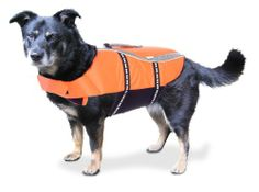 Kyjen Outward Hound Designer Pet Saver Life Jacket, Medium, Colors Vary - http://www.thepuppy.org/kyjen-outward-hound-designer-pet-saver-life-jacket-medium-colors-vary/