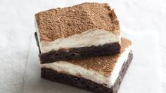 The taste of tiramisu in a  brownie? Si, per favore. Cream cheese, rum and coffee transform fudgy brownie mix into Italy's most popular dessert.