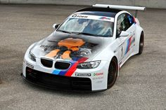 Experience the strong G-POWER M3 GT2 R