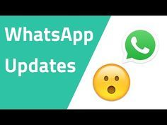 WhatsApp mit 15 neuen Features ! - YouTube