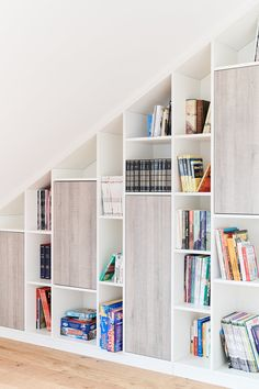 Bibliothèque - Boekenkast - Library Do you love book? Discover our solutions for our library