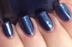 ThatGalJenna: Mystic Muse Nail Lacquer Review and Swatches - Cathedral Collection - Sinister