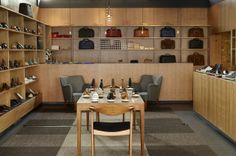 HEAD INSIDE THE NEW GRENSON LONDON STORE – LAMB'S CONDUIT STREET. Take the tour here: http://select.sm/OxEvW5