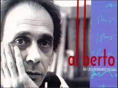 """Al Berto (pelo próprio) do disco """"Na Casa Fernando Pessoa"""" (1997) O poeta Al Berto (1948 - 1997), diz vinte poemas na """"Casa Fernando Pessoa"""" em 1 de Julho 1995 e um poema no """"Salão nobre dos Paços do Concelho"""", em 25 de Maio 1996"""