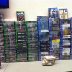 PS3 PS4 X360 XOne  Vendemos Compramos Trocamos #ps3 #ps4 #xbox360 #xboxone #videogames #onixvideolocadora by onixvideolocadora http://ift.tt/25bWenI