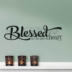 Main Street Wall Creations, Religious. Wall Art, Decals, Wall Stickers, Wall Part 49