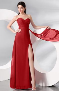 PLAIN SLEEVELESS ZIP UP CHIFFON FLOOR LENGTH PROM DRESSES, from sizes 2 to 26w or customize your size.