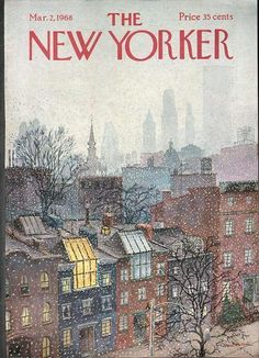 The New Yorker March 2 1968