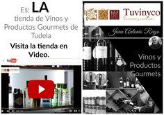 De Mesa En Mesa Revista Gastronomica: Tuvinyco Tudela: PARA LOS AMANTES DEL VINO Y DE LO...