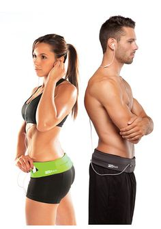 Flip-Belt Aqua great to be handsfree as diabetic