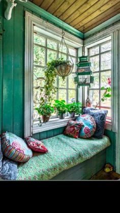Home Decor Bedroom, Diy Home Decor, Bedroom Rustic, Bedroom Ideas, Diy Bedroom, Corner Window Seats, Hipster Home Decor, Hipster Ideas, Salons Cosy