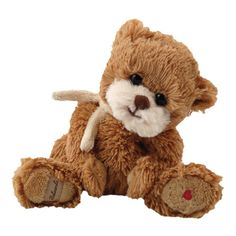"Lilla Bukowski - $18.00 She is a super soft little Teddy Bear that makes your heart melt.  Height 20 cm (8""). - $18.00"