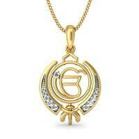 The ek onkar pendant hindi and punjabi thoughts pinterest browse through a wide range of beautifully handcrafted religious pendant designs starting at certified money back lifetime exchange cod aloadofball Choice Image