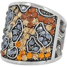 Leopard Totem Ring from Brighton, coming soon to Westfield Fox Valley.