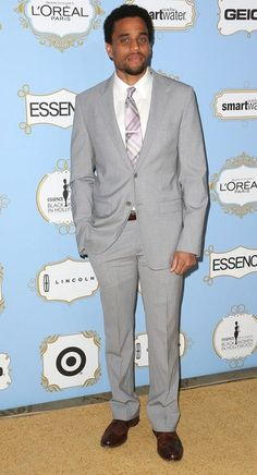 Actor Michael Ealy