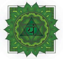 4th, heart chakra