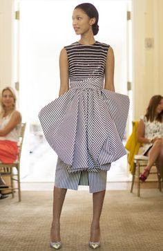 A Giambattista Valli Couture Show At The Duke Mansion  - TownandCountryMag.com