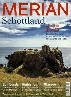 Schottland. Gefunden in: Merian, Nr. 8/2016