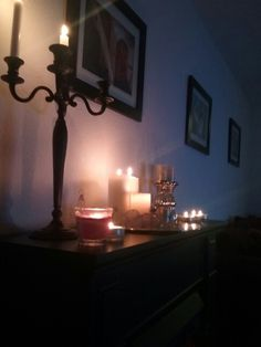 Kerzen licht