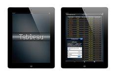Tableau (iPad ATM Concept App), design/development by Philipp Kuecuekyan