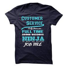 Ninja Customer Service T-Shirt T Shirt, Hoodie, Sweatshirt