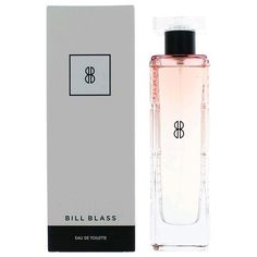 Bill Blass New Perfume by Bill Blass 3.4 oz EDT Spray for Women SEALED NIB #BillBlass