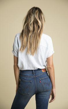 b13a5228524a Die 478 besten Bilder von jeans in 2019   Fashion outfits, Woman ...