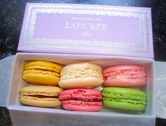 Ladurée Macarons - just love them!