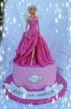 Resultado de imagen para barbie cakes