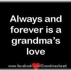 So true,I ❤️my granddaughter SO much,she spent the night for the first time this weekend,and I loved every second! She was attached to my hip!! And crawled on my lap and fell asleep! It was so so sweet!!!!!!!
