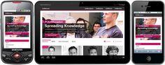 "Zurb's ""Foundation"" responsive web design framework."
