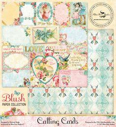 Blush - Calling Cards
