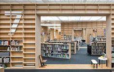 Musashino Art University Museum & Library Sou Fujimoto