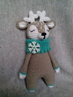 PDF Сонный олененок. Бесплатный мастер-класс, схема и описание для вязания игрушки амигуруми крючком. FREE amigurumi pattern. #амигуруми #amigurumi #схема #описание #мк #pattern #вязание #crochet #knitting #toy #handmade #рукоделие #олень #олененок #deer