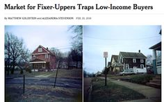 Using Informational Text: Present-day housing discrimination and A Raisin in...