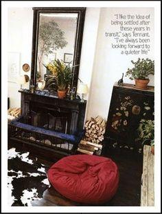 Stella Tennant, Model Homes, Living Room, Mirror, Creative, House, Furniture, Home Decor, Decoration Home