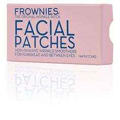 Frownies Facial Pads, Use on Forehead and Between Eyes 14...