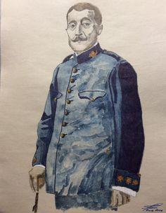 Coronel Esquivel Bayón, años 20