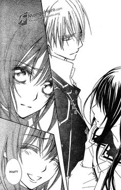 Vampire Knight - Zero.and Yuki ♡