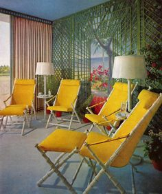 supremeinteriors:  House & Garden's Complete Guide to INTERIOR DECORATION|©1970