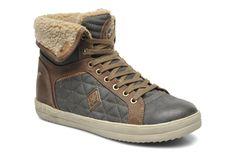 Mustang shoes Biate (grau) - Sneaker bei Sarenza.de (199595)