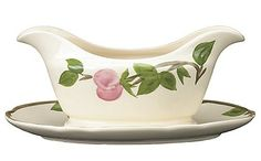 Franciscan Desert Rose Gravy Boat & Stand, 2015 Amazon Top Rated Gravy Boats & Stands #Kitchen