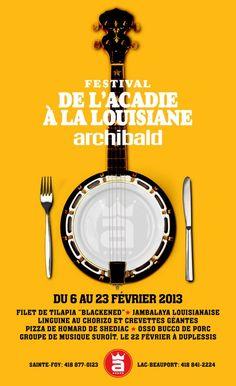 #bleuoutremer #designengage #archibald #design #poster