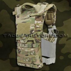 e22f281760 Condor Hydro Harness - Multicam. Condor Tactical VestChest RigRigsVests Wedges